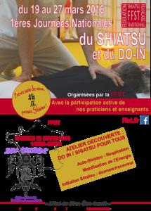 Flier Shiatsu DoIn mars 2016